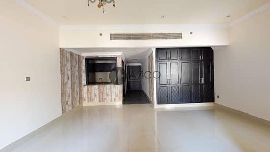 استوديو  للايجار في قرية جميرا الدائرية، دبي - Garden View | Closed Kitchen | Ground Floor