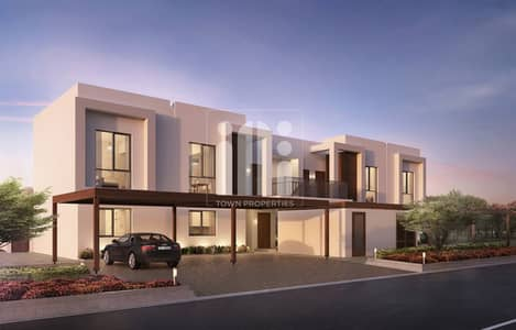 3 Bedroom Townhouse for Sale in Al Ghadeer, Abu Dhabi - Townhouse at the lowest price