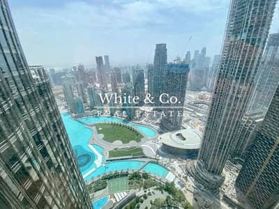2 Bedroom Flat for Rent in Downtown Dubai, Dubai - Fountain