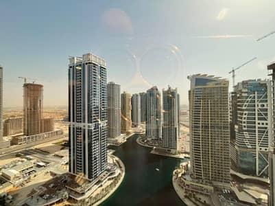 فلیٹ 1 غرفة نوم للايجار في أبراج بحيرات الجميرا، دبي - Elegant 1 Bed l Fully furnished l Lake View