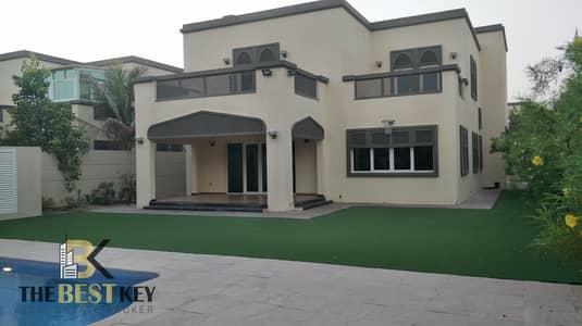 فیلا 4 غرف نوم للايجار في جميرا بارك، دبي - Real Deal | Private Pool | Best Price