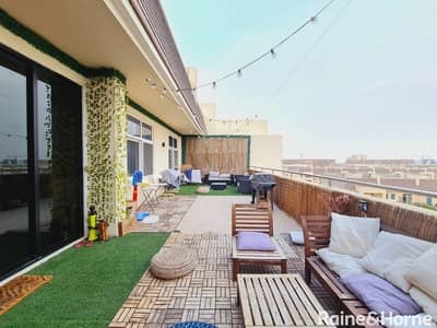 2 Bedroom Apartment for Sale in Motor City, Dubai - The Best 2 Beds in Foxhill - Garden View  & More