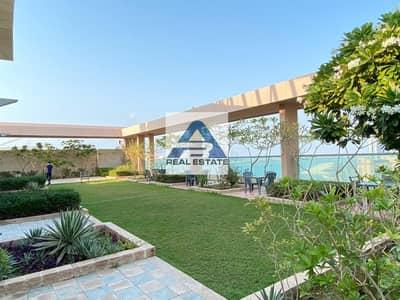 شقة 3 غرف نوم للايجار في شارع الكورنيش، أبوظبي - Offer on Price !3 Bhk ! Roof Top Garden facilities