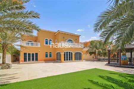 فیلا 5 غرف نوم للايجار في جميرا بارك، دبي - Available Now | Call to view | Great unit