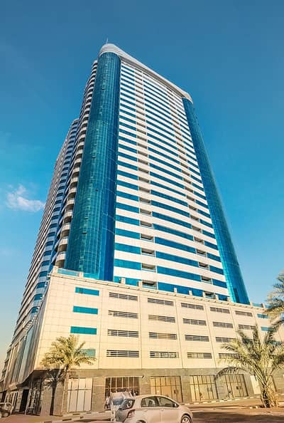 2 Bedroom Flat for Rent in Sheikh Maktoum Bin Rashid Street, Ajman - TOWER