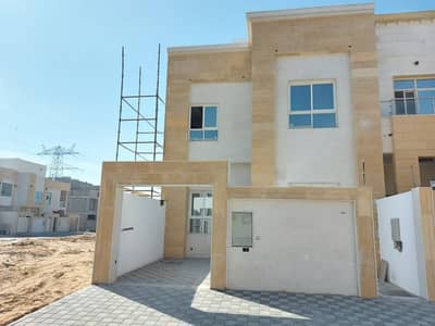 BRAND NEW MODERN VILLA AVAILABLE FOR RENT IN AL YASMEEN AJMAN 60,000 yearly