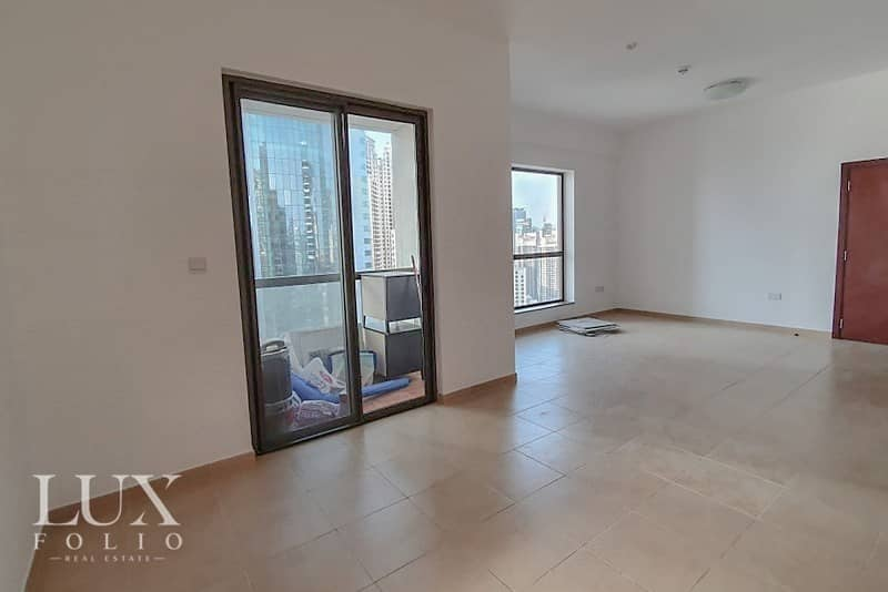 High Floor | Spacious Living | Unfurnished