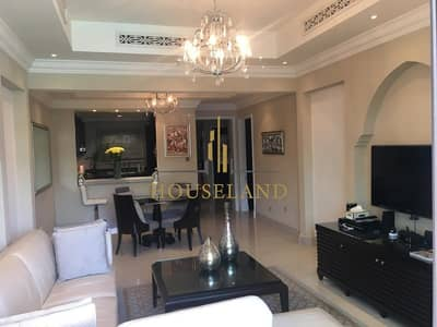 3 Bedroom Apartment for Rent in Downtown Dubai, Dubai - Upgraded Well Maintained Unfurnished 3beds + Maid