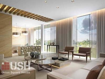 ارض سكنية  للبيع في داماك هيلز (أكويا من داماك)، دبي - Full Golf Course View Plot | Book Your Site Tour
