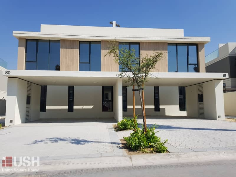 2 3 BR Villa/Close To Club House/With Terrace