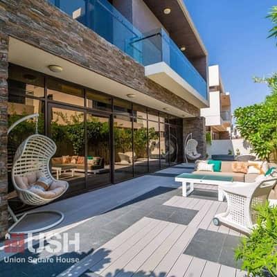 فیلا 4 غرف نوم للبيع في داماك هيلز (أكويا من داماك)، دبي - Independent Luxury Fendi Finish Villa// 2023 Handover