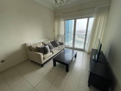1 Bedroom Apartment for Rent in Jumeirah Lake Towers (JLT), Dubai - BEAUTIFUL SPECIOUS FULLY FURNISHED ONE BED AVAILABLE IN SABA 3 FOR RENT CLOSED TO METRO.