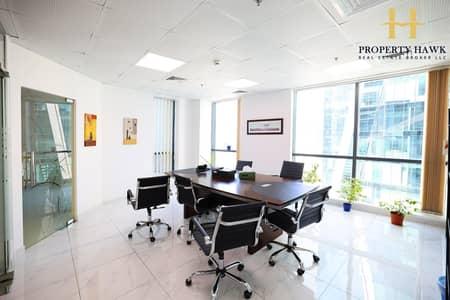 مکتب  للبيع في الخليج التجاري، دبي - Vacant | Fitted Office | Convenient Location