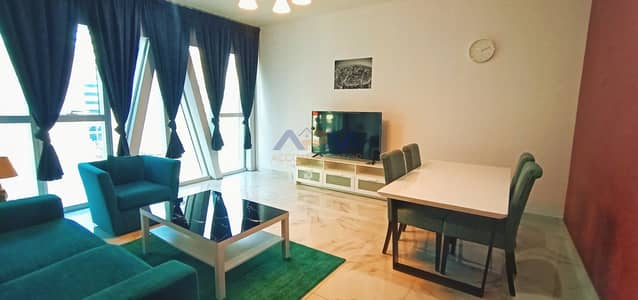 2 Bedroom Flat for Rent in Corniche Road, Abu Dhabi - Corniche Road | 2 Bed room apartment |  Spacious & Modern