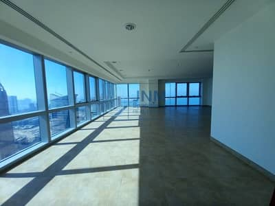 Office for Rent in Barsha Heights (Tecom), Dubai - Penthouse  office | Close to Metro | Arial View