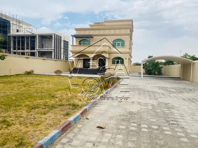 6 Bedroom Villa for Rent in Mohammed Bin Zayed City, Abu Dhabi - STAND ALONE 6-BED VILLA W/GARDEN