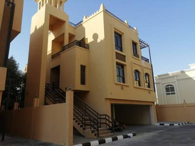4 Bedroom Apartment for Rent in Shakhbout City (Khalifa City B), Abu Dhabi - EXECUTIVE CLASS || 4 BEDROOMS HALL APARTMENT WITH MAID ROOM || TAWTHEEQ CONTRACT || 115K