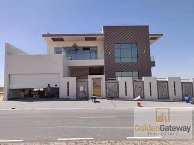 ارض سكنية  للبيع في مدينة تلال، الشارقة - O Service Charge I O Commission I Residential Plot G+1 -12% R. O. I.