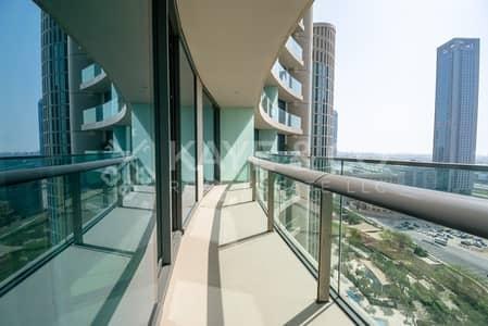 شقة 1 غرفة نوم للايجار في وسط مدينة دبي، دبي - Spacious 1 Bed |  Sea View | Low Floor | Laundry
