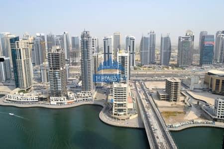 شقة 2 غرفة نوم للبيع في جميرا بيتش ريزيدنس، دبي - High Floor /  Stunning  Marina view /