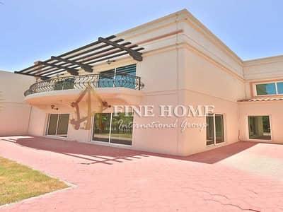 فیلا 3 غرف نوم للبيع في مدينة بوابة أبوظبي (اوفيسرز سيتي)، أبوظبي - Ready To Move now to your Villa W great View