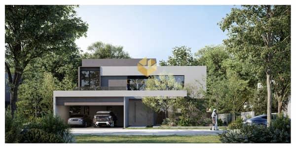 فیلا 3 غرف نوم للبيع في الطي، الشارقة - Smart  5 Bedroom Villa with private swimming pool    Natural life   easy payment plan