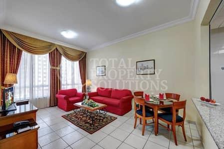 1 Bedroom Flat for Rent in Al Muroor, Abu Dhabi - Affordable  1 BR Furnished Apartment