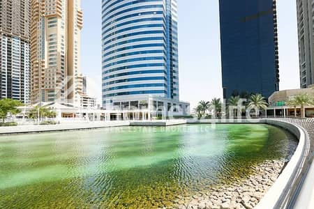 Mid floor 1 BR Apt available at Lake Point in JLT