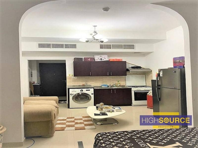 2 Chiller Free   Ready to move Spacious Studio apartment for Sale in JVC