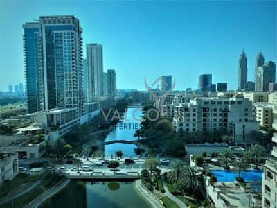 فلیٹ 2 غرفة نوم للايجار في جرين كوميونيتي، دبي - Al Thanyah Third  Greens 2 Bedroom Apartment