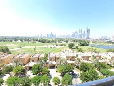 شقة 1 غرفة نوم للايجار في ذا فيوز، دبي - Fully  Furnished 1Bedroom | Full Golf View | Vacant