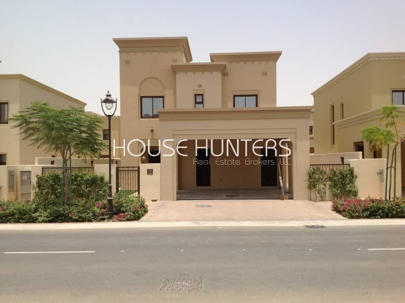 Type 4 | Great Location | Vacant July | Casa