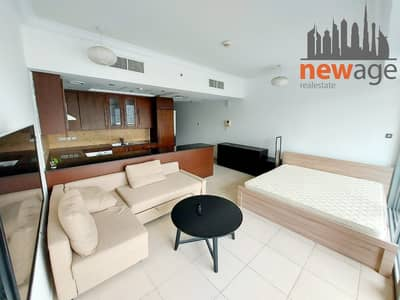 Studio for Rent in Downtown Dubai, Dubai - Large Furnished Studio Available For Rent