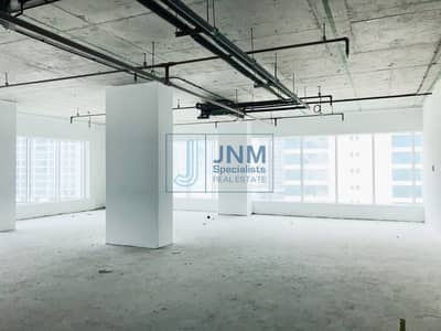 Office for Rent in Business Bay, Dubai - Shell and Core  |Mid Floor | Oxford Tower