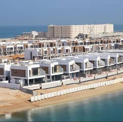 Owns  3 BR  in Mina Al Arab | Sea View  |  10  years Payment Plan | 3  years  Service fees!!!