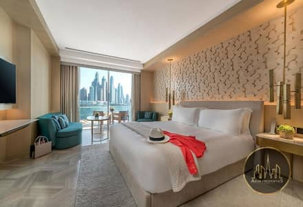 Hotel Apartment for Sale in Palm Jumeirah, Dubai - HOTEL ROOM | INVESTMENT DEAL | 6% ROI
