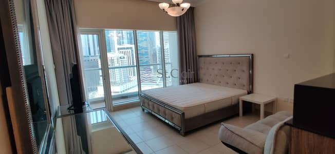 Studio for Rent in Downtown Dubai, Dubai - FULL FURNISHED  | BIG BALCONY | READY TO MOVE | AED 40000
