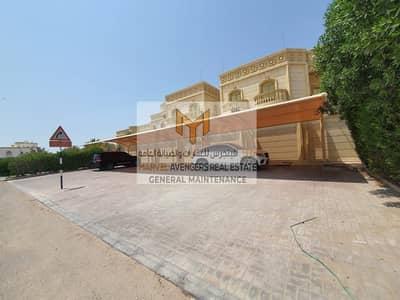 فیلا 5 غرف نوم للايجار في مدينة محمد بن زايد، أبوظبي - Shining 5 MBR villa w/ Pvt Pool + Driver room + Central AC