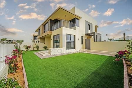 5 Bedroom Townhouse for Rent in Dubai Hills Estate, Dubai - Brand new|Avail|Corner Villa|Green Belt