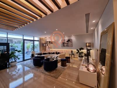 فیلا 5 غرف نوم للبيع في داماك هيلز (أكويا من داماك)، دبي - High end finishing; 5 BR independent Fendi designed villa