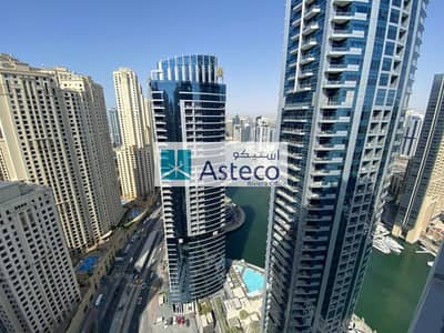 2 Bedroom Flat for Rent in Dubai Marina, Dubai - Designed 2BHK | SEA and MARINA VIEW