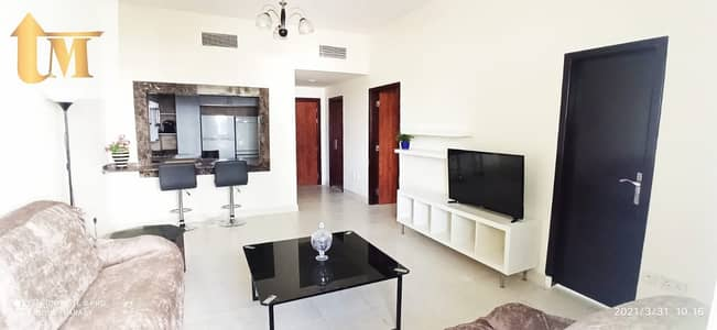 فلیٹ 2 غرفة نوم للايجار في واحة دبي للسيليكون، دبي - Fully Furnished 2 Bed Room In Silicon Oasis