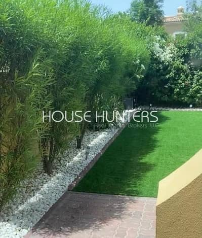 2 Bedroom Villa for Rent in Arabian Ranches, Dubai - 2 Bedroom | Palmera type C | Landscaped garden