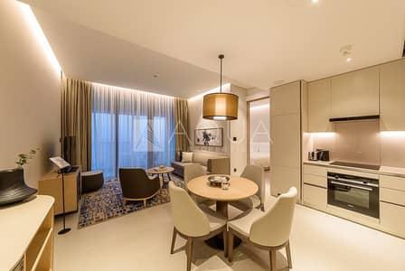 شقة 1 غرفة نوم للبيع في جميرا بيتش ريزيدنس، دبي - Luxury One Bedroom | City Marina Views
