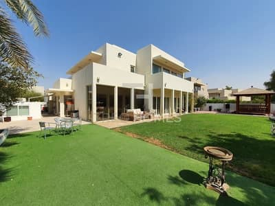 5 Bedroom Villa for Rent in Arabian Ranches, Dubai - Park Facing | 5 Bed+Maid | Type 3 | Vacant