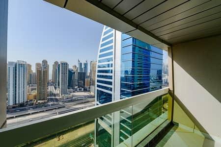 شقة 1 غرفة نوم للايجار في أبراج بحيرات الجميرا، دبي - Vacant | Marina View | Spacious | Peaceful | Bright