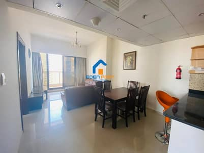 2 Bedroom Flat for Rent in Dubai Sports City, Dubai - BEAUTIFUL FURNISHED 2BHK IN ELITE 08