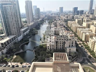 3 Bedroom Flat for Rent in The Views, Dubai - Full Lake View | Very Spacious | High Floor