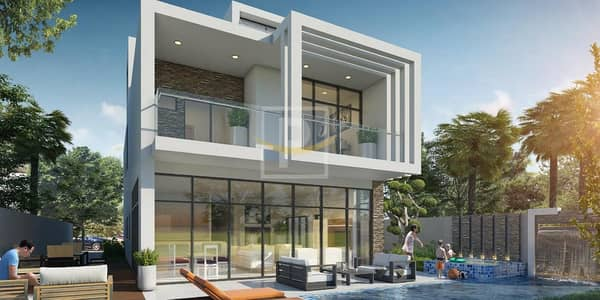 فیلا 4 غرف نوم للبيع في داماك هيلز (أكويا من داماك)، دبي - BELAIR Villas | Luxury Mansions From 3.8M | 4 Years Payment Plan