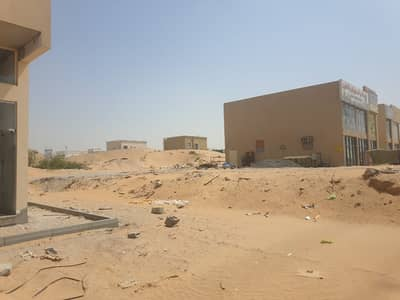 Plot for Sale in Al Yasmeen, Ajman - Commercial residential land for sale, great area, excellent for investment